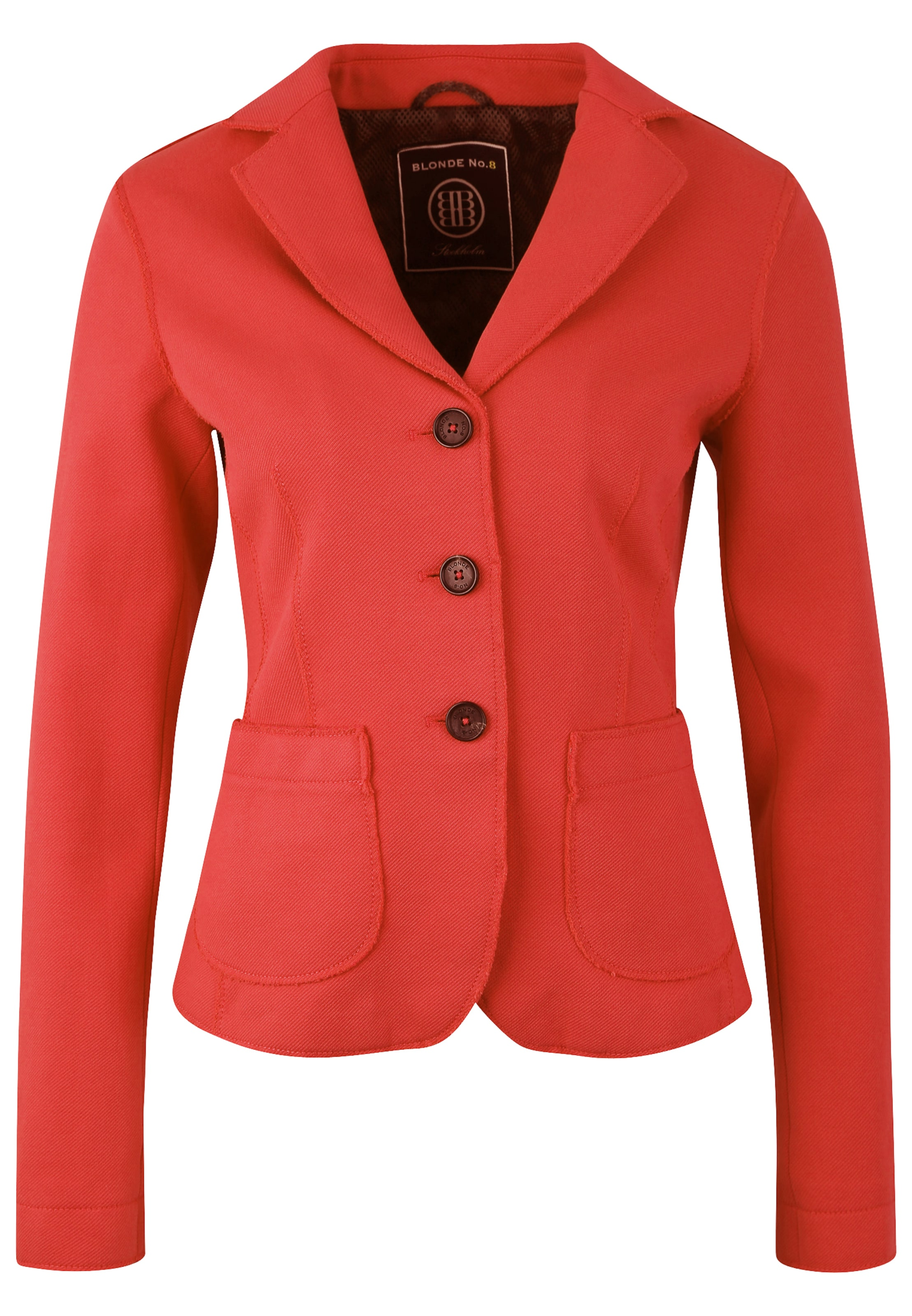 Rot Blazer 'cannes Blonde Twill' No8 In dtCBshQxor