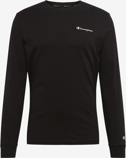 Champion Authentic Athletic Apparel Longsleeve in schwarz, Produktansicht