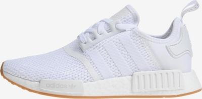 ADIDAS ORIGINALS Sneaker 'NMD R1' in weiß, Produktansicht