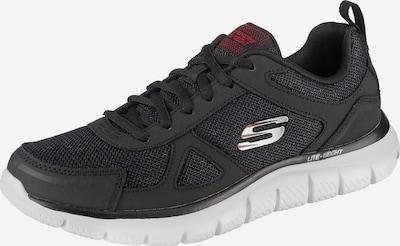 SKECHERS Sneakers laag 'Track - Scloric' in de kleur Zwart, Productweergave