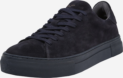 SELECTED HOMME Sneaker 'David' in kobaltblau: Frontalansicht