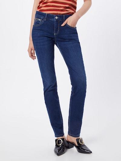 MAC Jeans in blue denim, Modelansicht