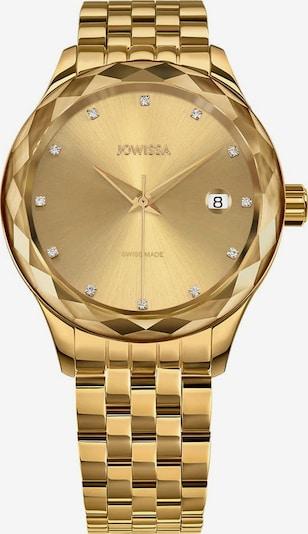 JOWISSA Quarzuhr 'Tiro' Swiss Ladies Watch in gold, Produktansicht