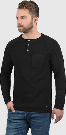 BLEND Strickpullover 'Otto' in schwarz, Produktansicht
