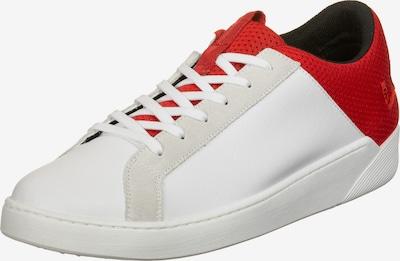 LEVI'S Schuhe ' Mullet ' in rot / weiß, Produktansicht