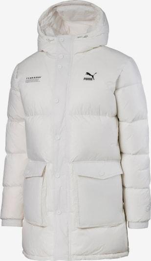 PUMA Winterjacke in weiß, Produktansicht