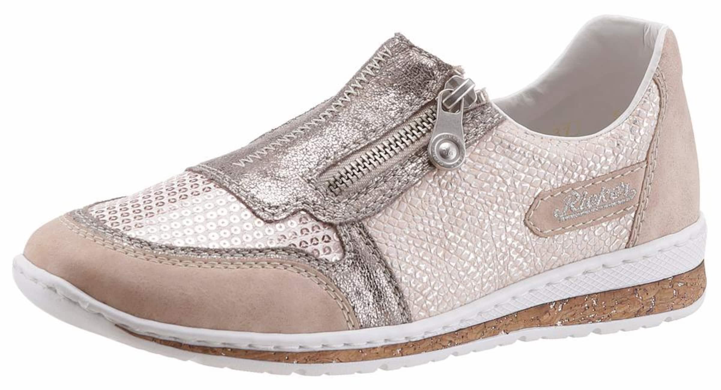 RIEKER Sneaker Verschleißfeste billige Qualität Schuhe Hohe Qualität billige efa8ee