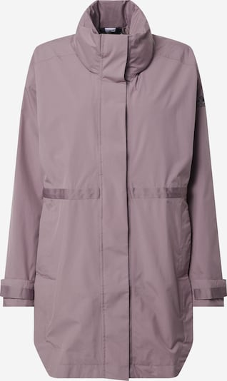 ADIDAS PERFORMANCE Veste outdoor 'Urban Rain' en violet / noir, Vue avec produit