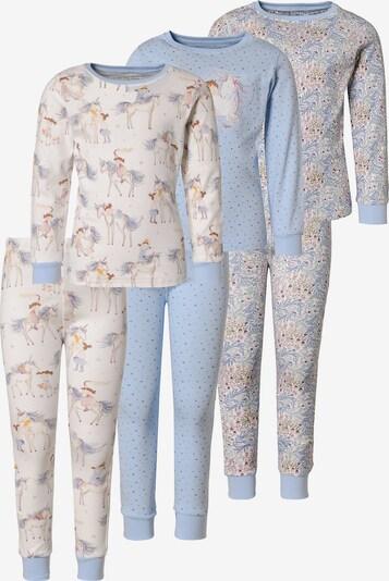 NEXT Schlafanzug in blau, Produktansicht