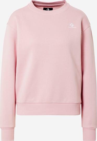rózsaszín CONVERSE Tréning póló: Elölnézet