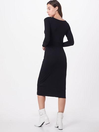 Suknelė 'Christine' iš ABOUT YOU , spalva - juoda: Vaizdas iš galinės pusės