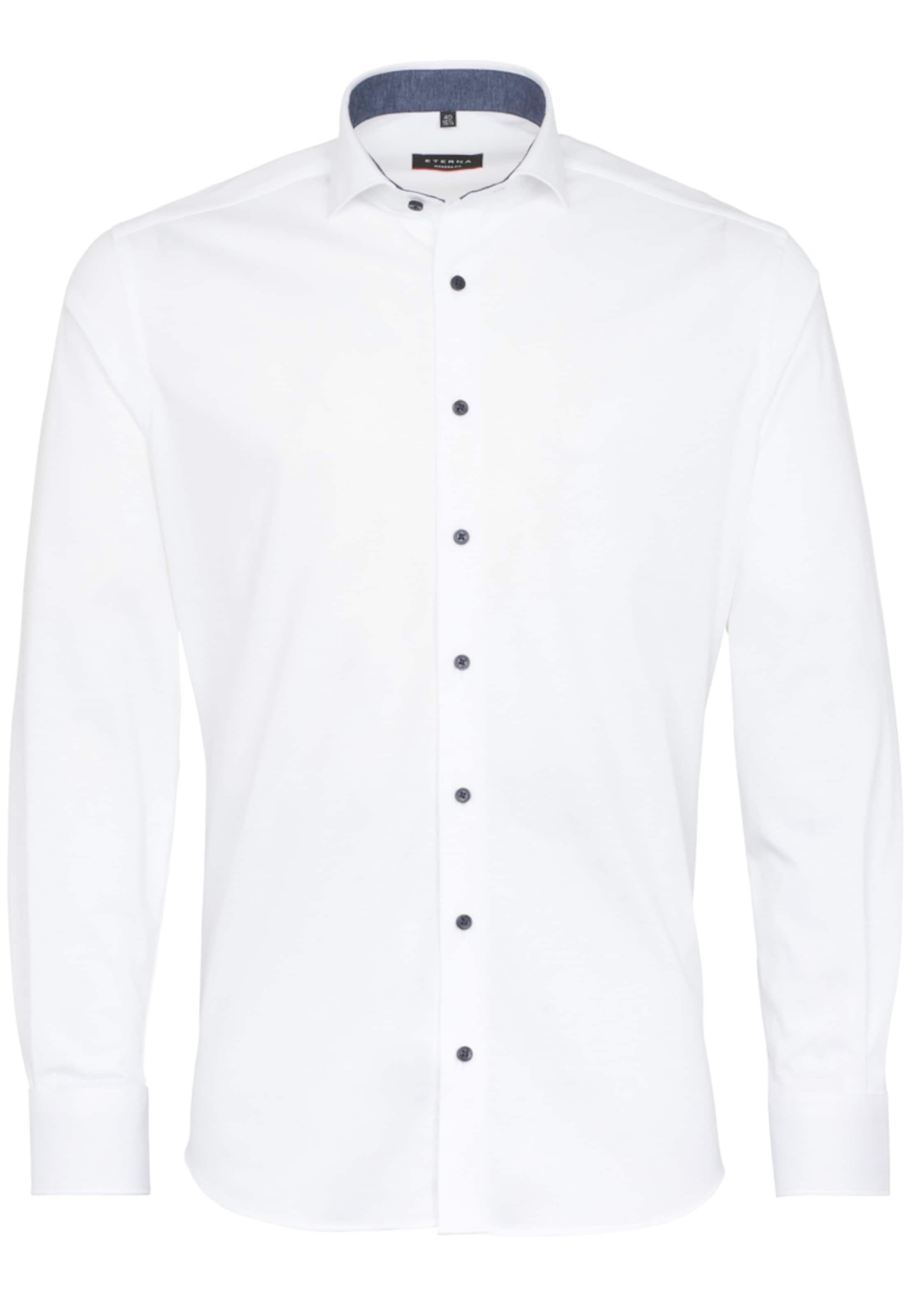 ETERNA Langarm Hemd MODERN FIT Rabatt Mit Paypal Komfortable Online-Verkauf Heißen Verkauf Online Viele Arten Von Preise Online-Verkauf CjUwj