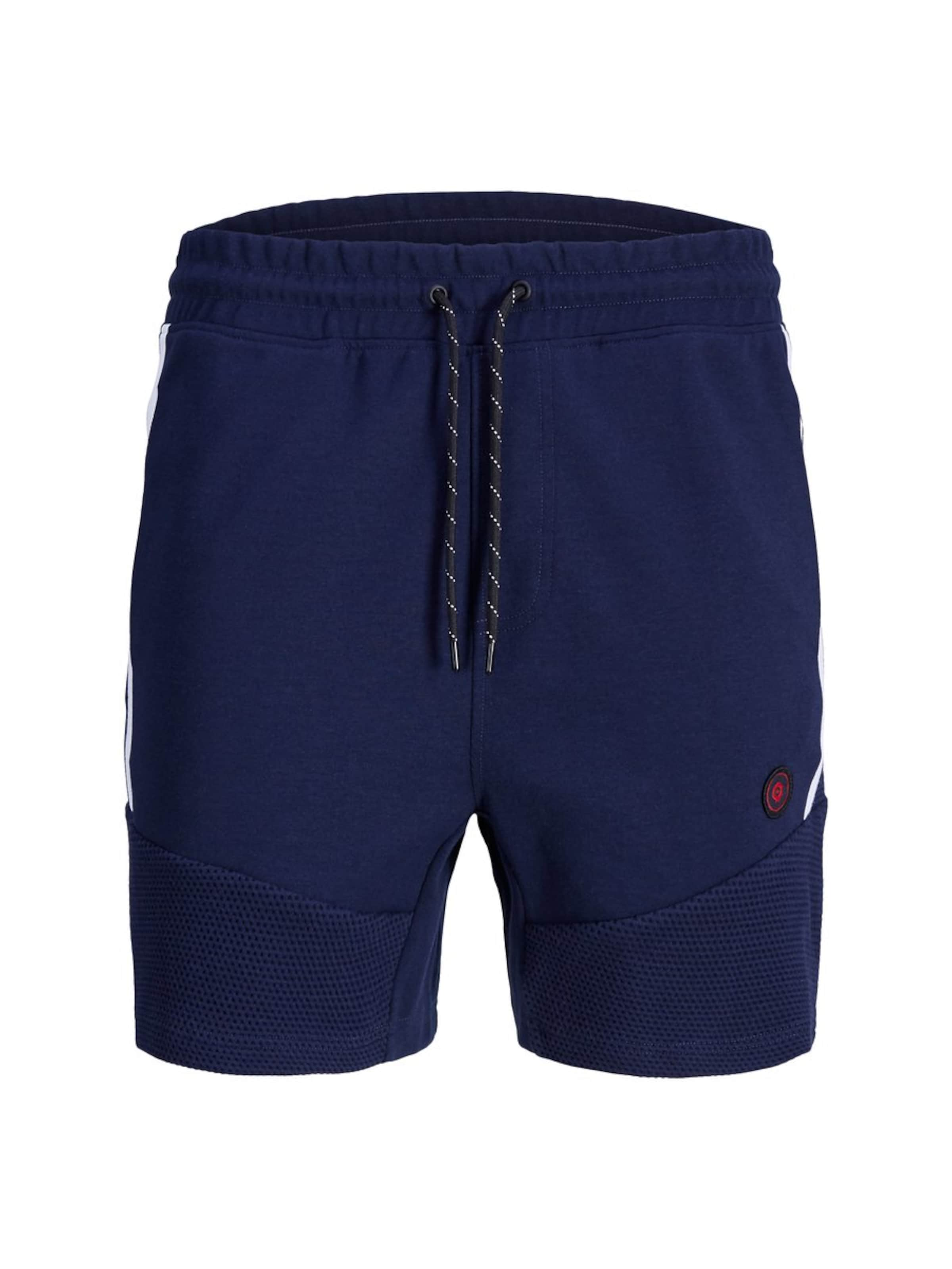Jones Jackamp; In Jackamp; Sweatshorts MarineWeiß pqSUzMV