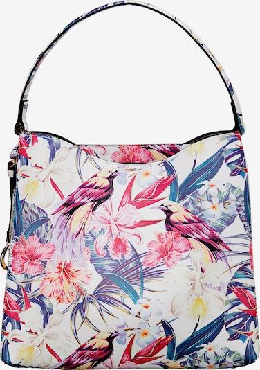 L.CREDI Eliana Handtasche in mischfarben, Produktansicht