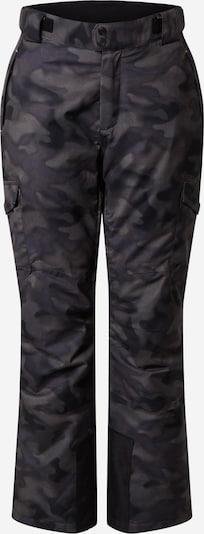 KILLTEC Sportbroek 'Combloux' in de kleur Grijs / Grafiet, Productweergave