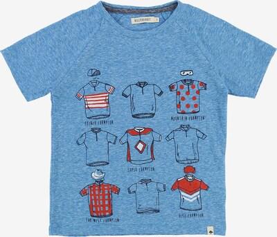Billybandit Shirt in blau / rot / weiß, Produktansicht