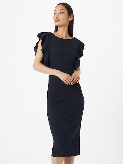 WAL G. Kleid in kobaltblau, Modelansicht