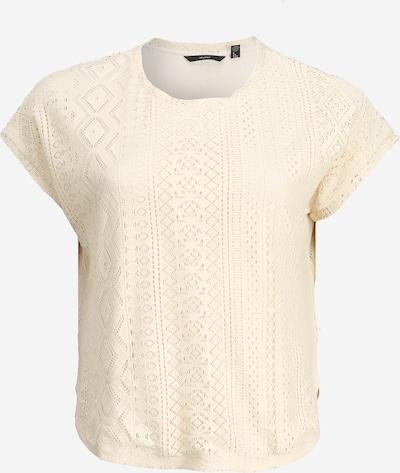 Vero Moda Curve Shirt in de kleur Beige, Productweergave