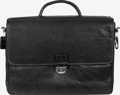 Plevier Aktentasche in schwarz, Produktansicht