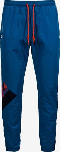 Sergio Tacchini Trainingshose 'Sinzio' in himmelblau / rot / weiß, Produktansicht