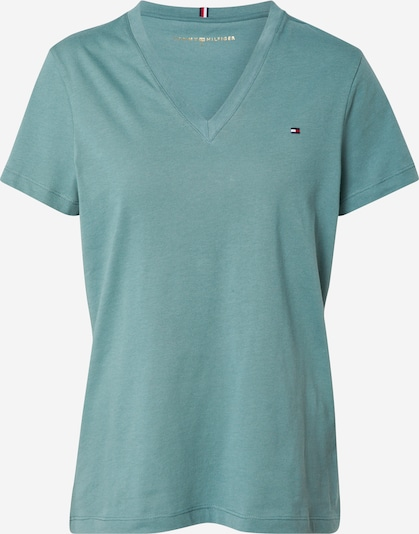 TOMMY HILFIGER Shirt in mint, Produktansicht