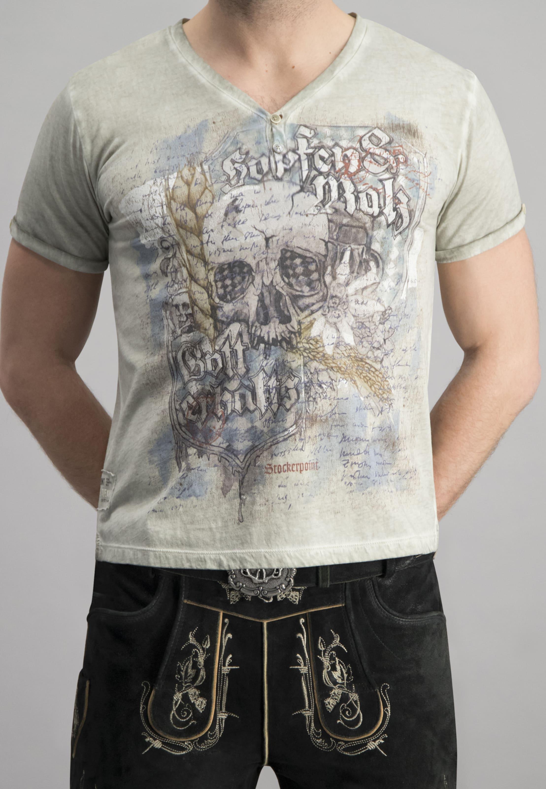 In Grau Stockerpoint Stockerpoint Shirt In Stockerpoint Shirt Grau uZiwOPkXT