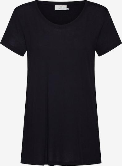 Kaffe Shirt 'Anna' in schwarz, Produktansicht