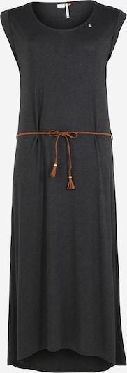 Ragwear Plus Obleka | črna barva, Prikaz izdelka