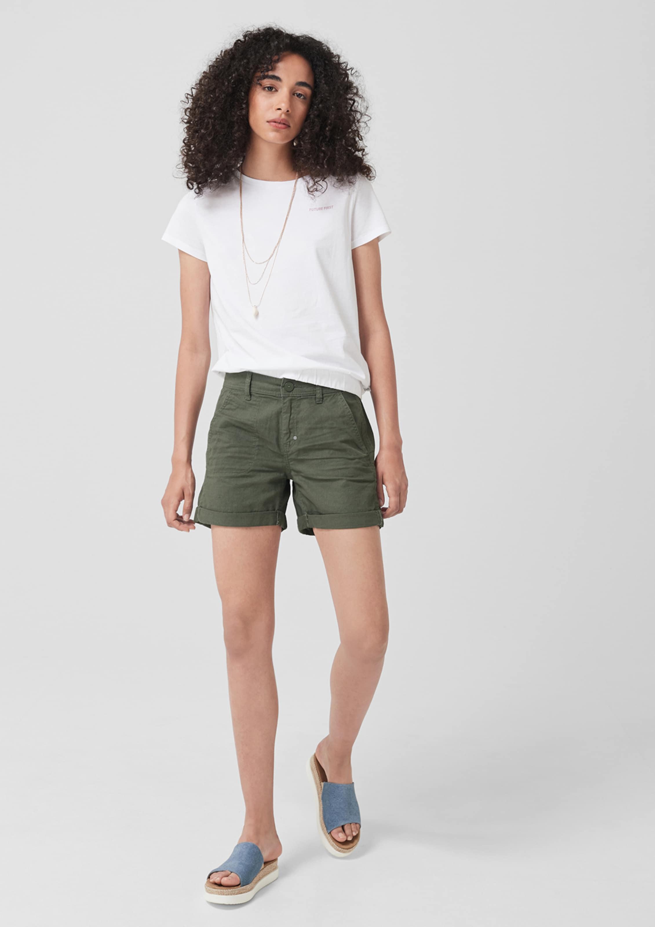 In By s Designed Khaki Q Shorts n0wNm8