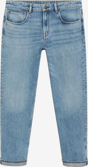 MANGO MAN Jeans in himmelblau, Produktansicht