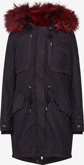 khujo Mantel 'UMARA2' in schwarz, Produktansicht