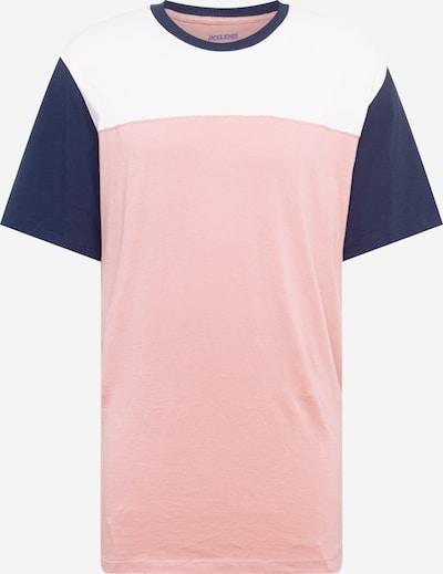 Marškinėliai iš Jack & Jones Plus , spalva - tamsiai mėlyna / rožių spalva / balta, Prekių apžvalga