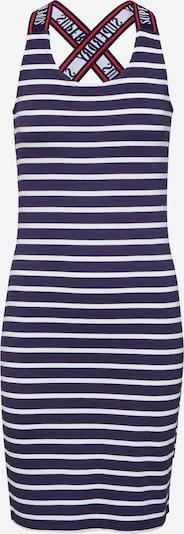 Superdry Kleid in navy / weiß, Produktansicht