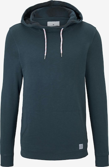 TOM TAILOR Sweatshirt in petrol, Produktansicht