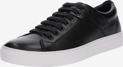 HUGO Sneaker 'Futurism' in schwarz / weiß, Produktansicht