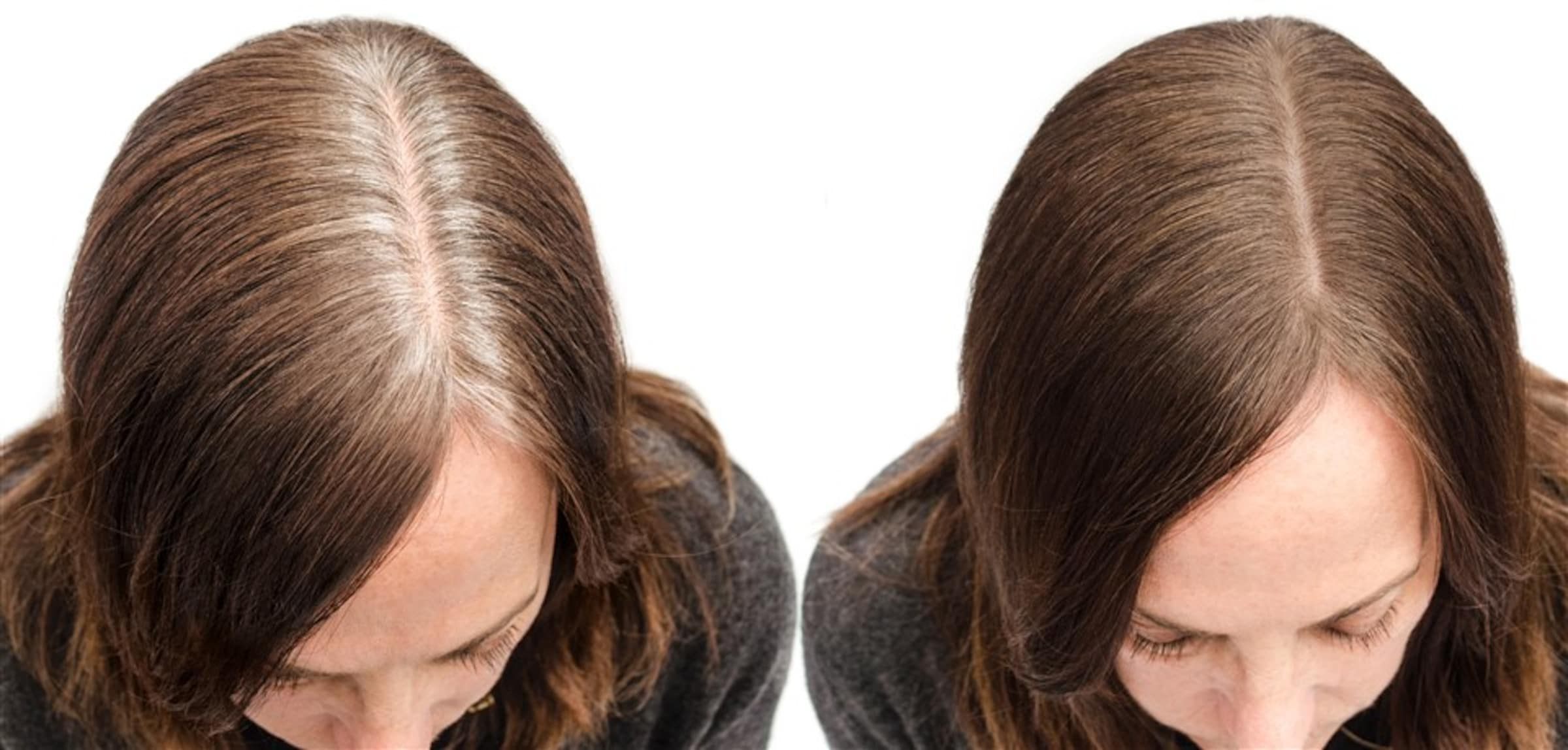 Color WOW Haarfarbe, Haaransatz-Puder