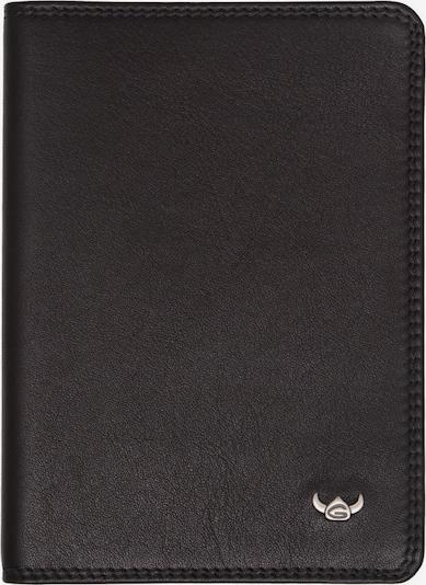 GOLDEN HEAD Ausweisetui 'Polo' in schwarz, Produktansicht