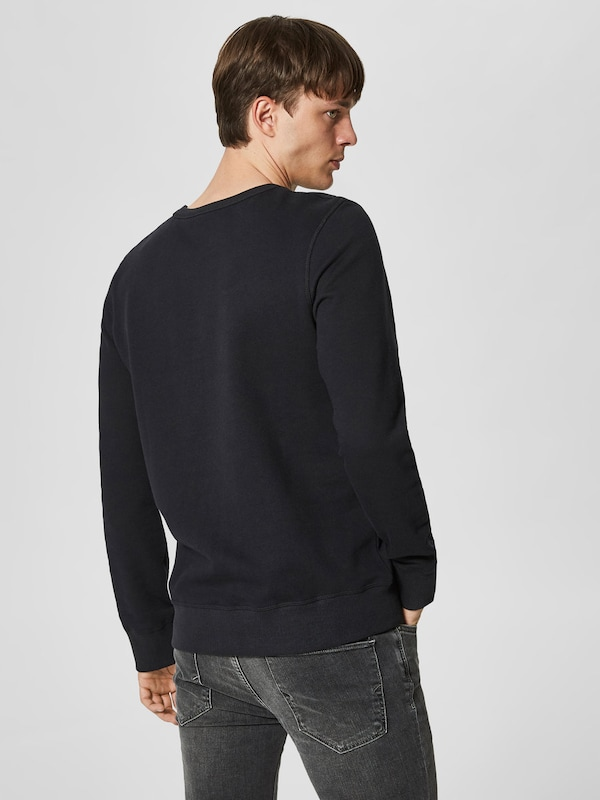 SELECTED HOMME Sweatshirt Basic -Crew Neck