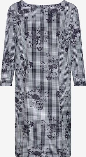 ABOUT YOU Kleid 'Suki' in dunkelgrau / weißmeliert, Produktansicht