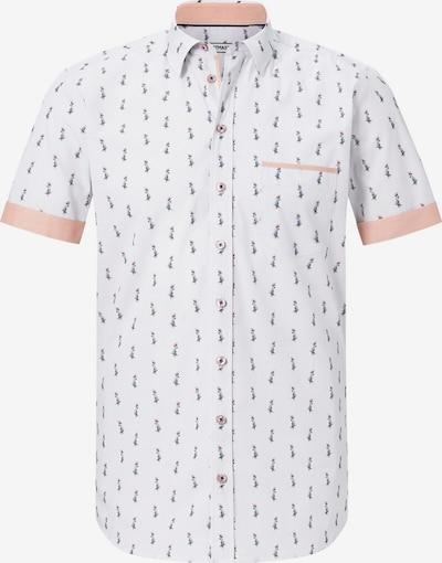 Shirtmaster Kurzarmhemd 'Bluecockatoo' in mischfarben, Produktansicht