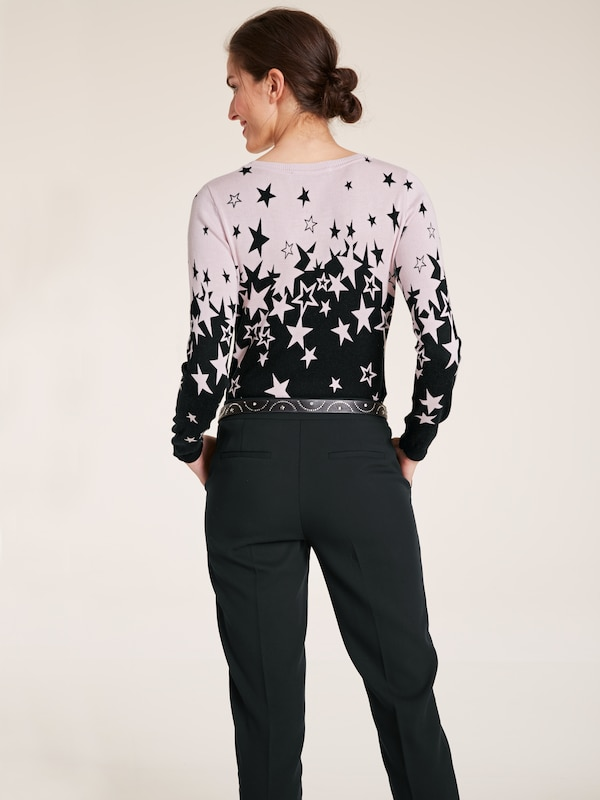 Pull over En Heine Rose AncienneNoir ZuTwkiXPlO