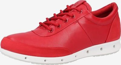 ECCO Sneaker in rot, Produktansicht