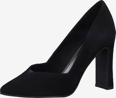 MARCO TOZZI Čevlji s peto | črna barva, Prikaz izdelka