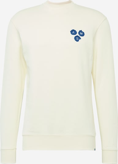 SCOTCH & SODA Sweatshirt 'crew neck sweat' in eierschale, Produktansicht