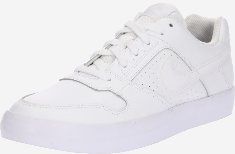 Nike SB Sneakers laag 'Delta Force Vulc Skateboarding' in de kleur Wit, Productweergave