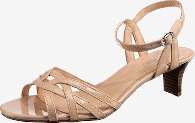 ESPRIT Schuhe in beige / naturweiß, Produktansicht