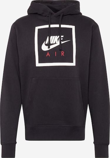 Nike Sportswear Kapuzenpullover 'Air 5' in schwarz, Produktansicht