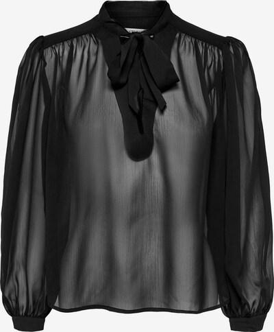 ONLY Blouse in de kleur Zwart, Productweergave