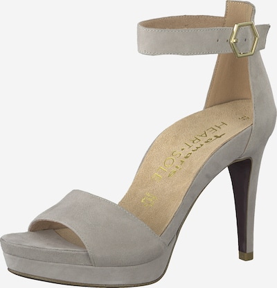 TAMARIS High Heel 'Offener High Heel' in grau, Produktansicht