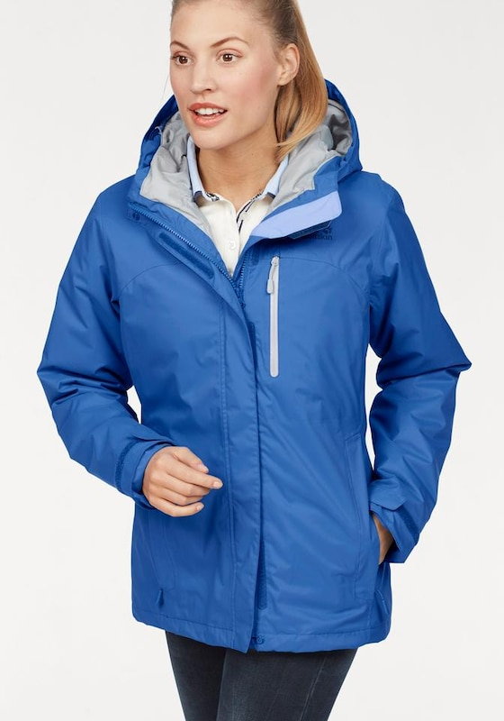 JACK WOLFSKIN Funktionsjacke 'NORTHERN LAKE WOMEN'